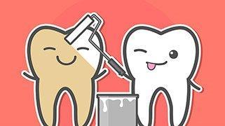 preço médio de clareamento dental